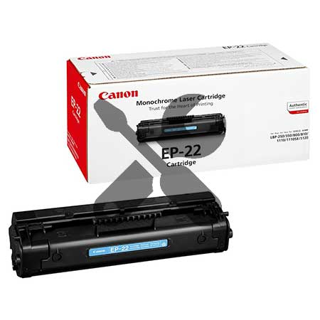 Заправка картриджа EP-22 для Canon Laser Shot LBP-1120 / LBP-800 / LBP-810