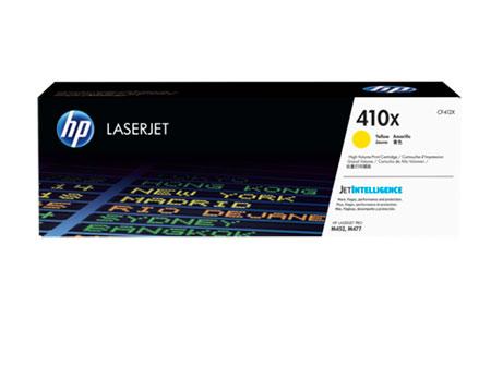 HP Kартридж жёлтый 410X HP LaserJet Pro M477fdn, M477fdw, M477fnw, M452dn, M452nw (5,0K)