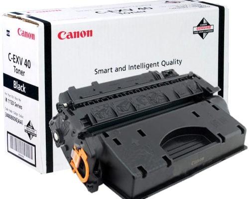 Canon Тонер черный оригинал (6К) [C-EXV 40 ] для Canon iR 1133 / 1133A / 1133iF