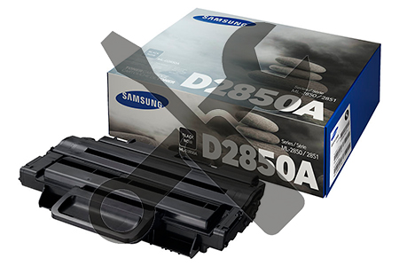 Заправка картриджа ML-D2850A для Samsung ML-2850 / ML-2851 с заменой чипа