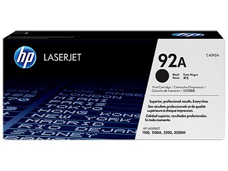 HP Картридж черный HP 92A LaserJet 1100/ 3200 (2,5K)