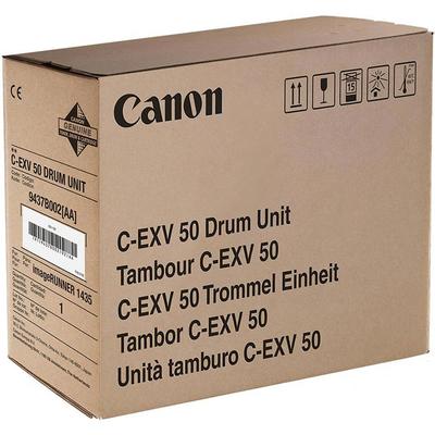 Canon Барабан черный оригинал (35.5K) [C-EXV 50] для Canon IR1435 / 1435i / 1435iF