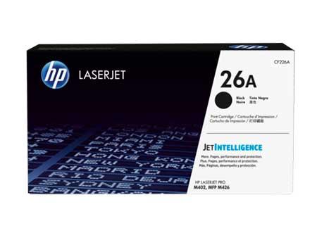 HP Kартридж чёрный HP 26A LaserJet M402/M426 (3,1K)
