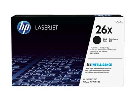 HP Kартридж чёрный HP 26X LaserJet M402/M426 (9K)
