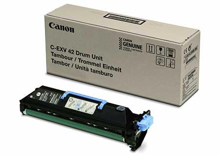 Canon Барабан черный оригинал (66К) [C-EXV 42 ] для Canon iR 2202 / 2202N / 2204 / 2204N / 2204F