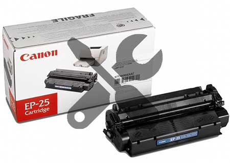 Заправка картриджа EP-25 для Canon Laser Shot LBP-1210