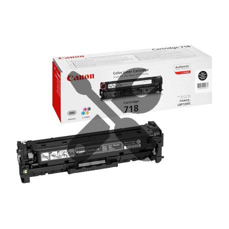 Заправка картриджа Canon 718 черный для i-SENSYS LBP7200Cdn / MF8330 / MF8350 / MF8380 / MF8360 / MF8340 / LBP7680 / LBP7660Cdn / LBP7210Cdn / MF8540Cdn с заменой чипа