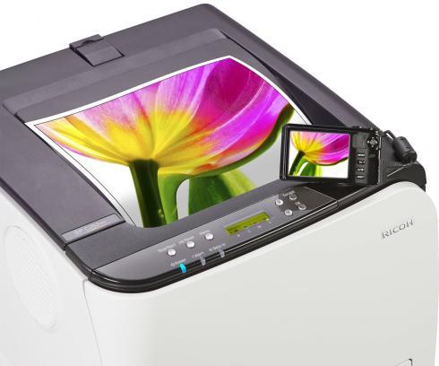 Ricoh Цветной лазерный принтер Ricoh  SP C250DN