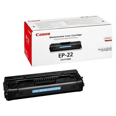 Canon Картридж черный оригинал (2,2К) [EP-22] для Canon Сanon 800 / 810 / LBP-1120