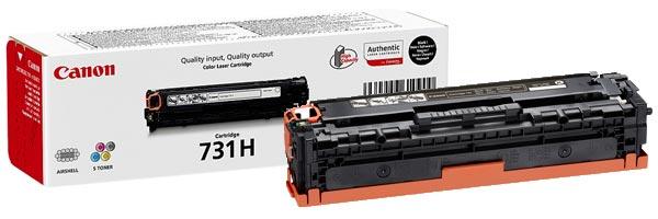 Canon Картридж черный оригинал (2,4К) [731 Bk H] для Canon LBP7100Cn / 7110Cw / MF8230Cn / 8280Cw