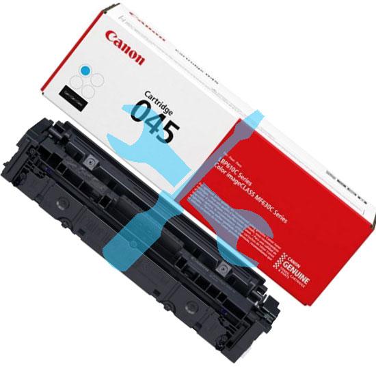Заправка синего картриджа Canon 045C для i-SENSYS LBP-611Cn, 613dw, MF632Cdw, 635Cx, 633Cdw, 636Cdwt, 631Cn 634Cdw  заменой чипа