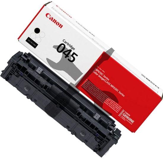 Заправка черного картриджа Canon 045Bk для i-SENSYS LBP-611Cn, 613dw, MF632Cdw, 635Cx, 633Cdw, 636Cdwt, 631Cn 634Cdw  заменой чипа