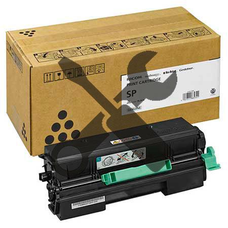 Заправка картриджа Ricoh SP 400E (5k) для SP400DN / SP450DN с заменой чипа