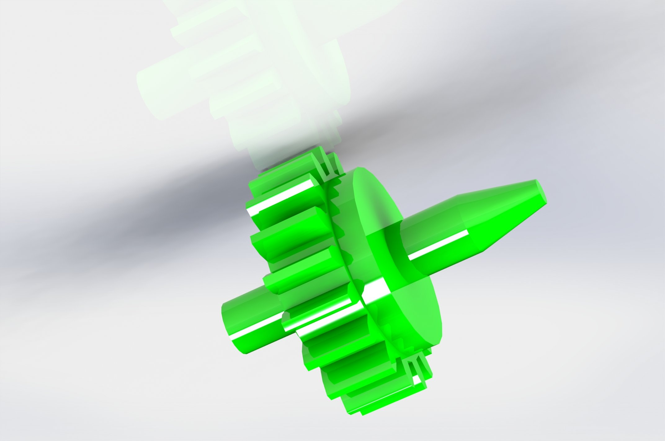 Шестерня редуктора дуплекса Brother HL-2240D /2242D /2250DN /2270DW /DCP7060D /DCP7065DN /DCP7070DW / MFC7460DN /MFC7470D /MFC7860DN /MFC7860DW модель для печати