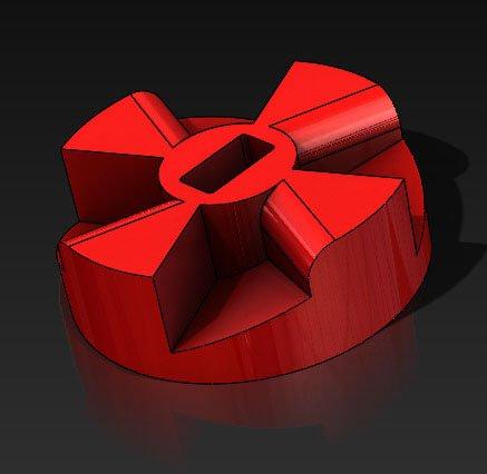 Универсальный привод для драм-картриджей Xerox 3335 / 3345 / 3330 – 3D модель для печати
