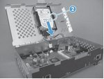 HP  enterprise 601  Error 98.01.01 — лечение ошибки.