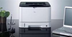 Ресурс узлов принтера и парт номера на Ricoh Aficio SP 3400N / 3410DN / 3400SF