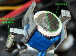 Ошибка датчика тонера в Samsung CLX-2160
