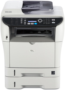 Ricoh sp 3400sf service call error code SC542 | Принтеры и