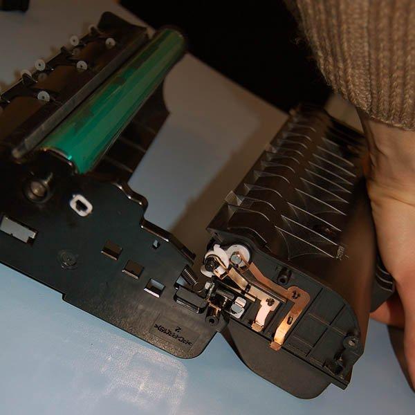 Ricoh Sp 311 заправка инструкция - фото 7