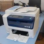 Xerox WorkCentre 6015 - внешний вид