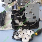 Извлеченный блок Main Drive Assembly