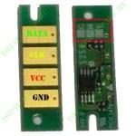 Распиновка чипа  для Ricoh SP 202SN / SP 203SFN