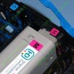 Колодка для установки чипа в стартовые картридж для OKI C310/C301