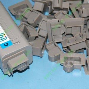 Колодки для установки чипа в стартовые картриджи OKI C310 / C301