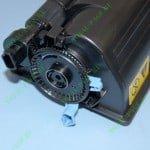 Обратите внимание, в отличии от картриджей TK-1110  в картриджах Kyocera TK-3100 используется  увеличенная шестерня подкачки тонера, что исключает возможные поломки.