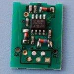 Эмулятор чипа OKI B710 выполнен на базе микросхемы PIC 12F683