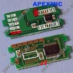 Kyocera FS-4200DN —  первые впечатления, а так же про заправку тонер и чипы.