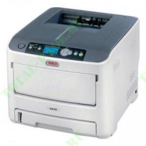 Светодиодный принтер OKI C610