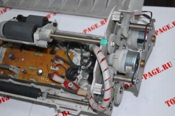 Про совместимость редукторов DADF Xerox Phaser 3635
