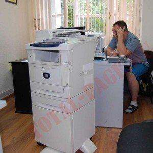 Xerox Phaser 3635 в максимальной комплектации