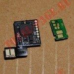 Чип CF400X для принтеров HP Color LaserJet Pro M252dw / M252n / M277dw / M277n