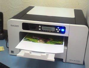 Ricoh Aficio SG 2100N