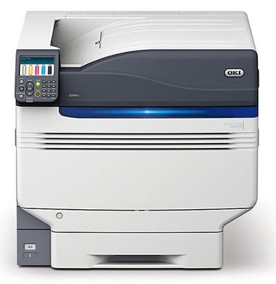 Производительный цветной принтер OKI C931DN  для офисов и типографий