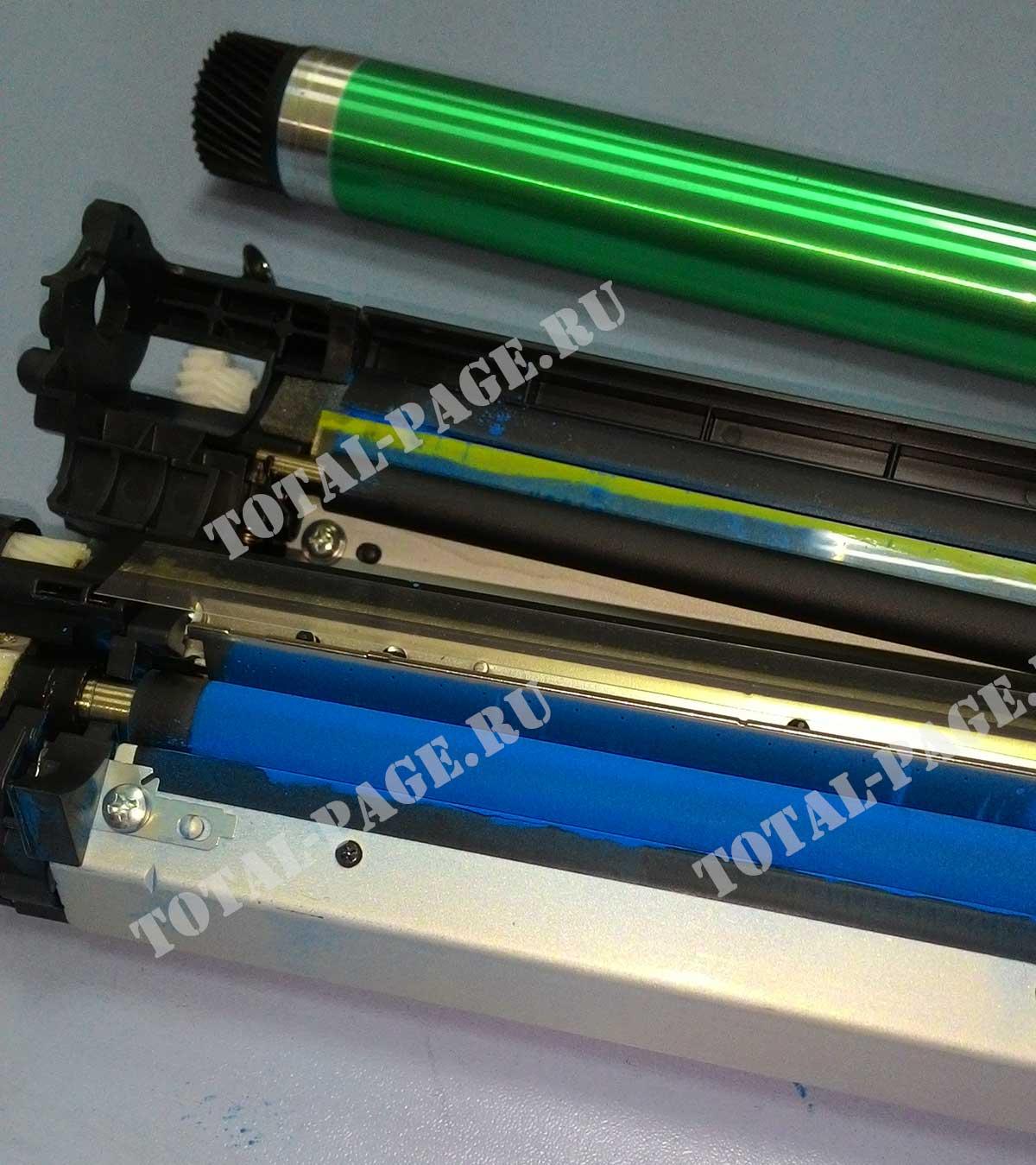 Minolta Magicolor 3730 про чипы и заправку.