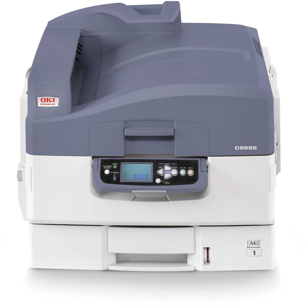 Принтер OKIC9655N-MULTI